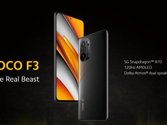 Xiaomi Poco F3 Stock ROM