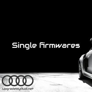 Single firmware