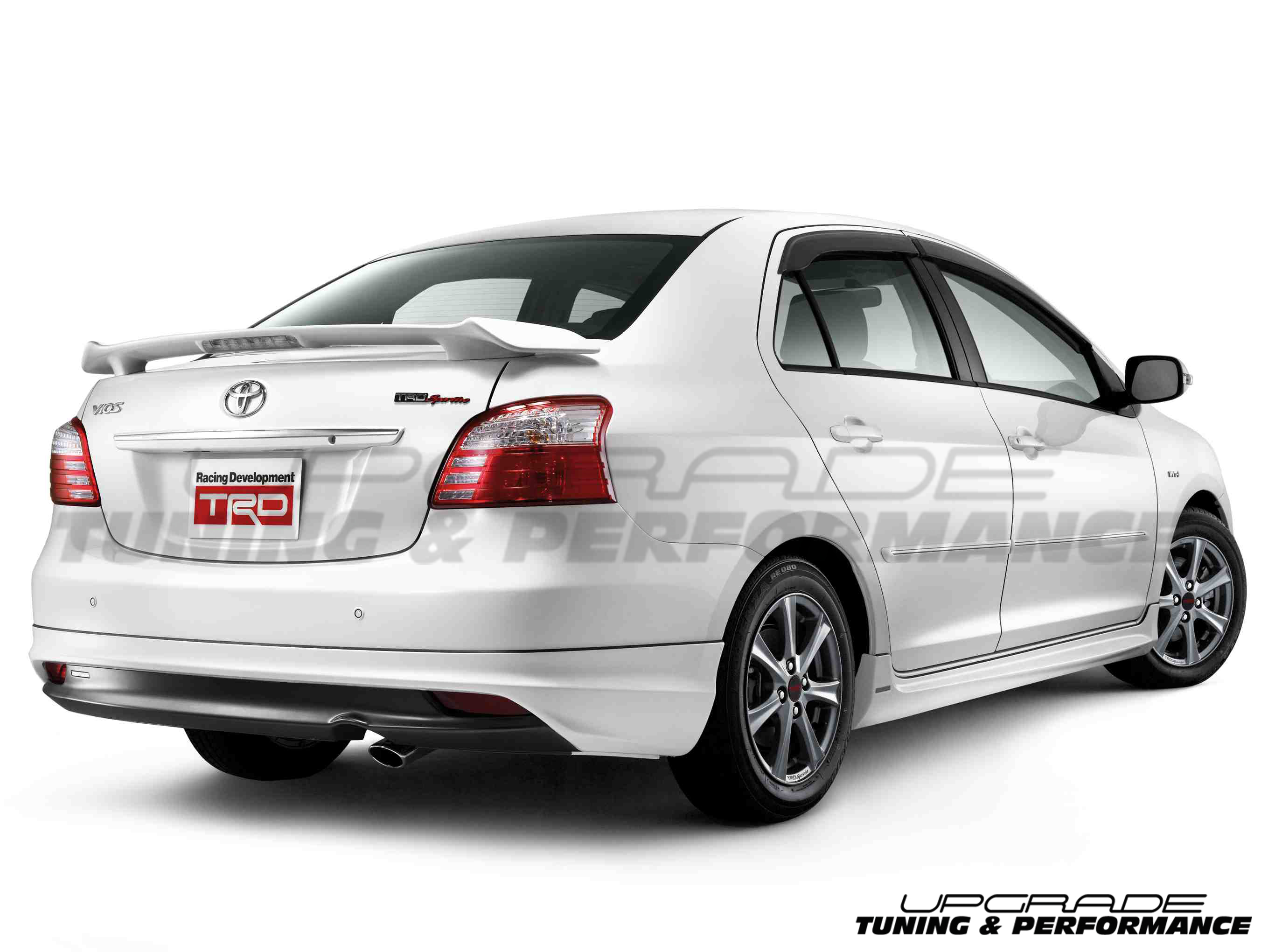 toyota yaris trd supercharger kit bemper grand new veloz body  08 13 upgrade peru imports