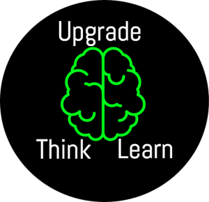 Our logo for Upgrade Think Learn
