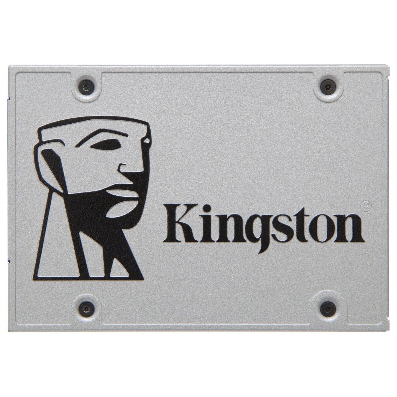 Kingston Digital 120GB SSDNow UV400 SATA 3 2.5″ Solid State Drive SUV400S37/120G Kingston