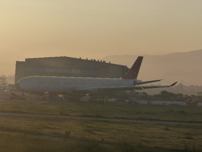Turkish Airlines A330 aD