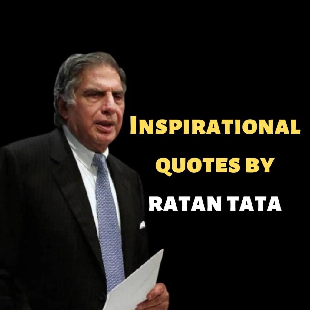 quotes by ratan tata
