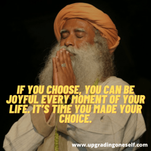 sadhguru quotes and sayings