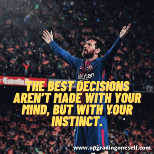 best quotes by messi