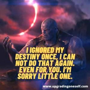 thanos best quotes