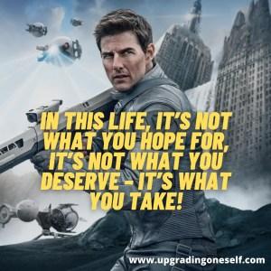 tom cruise inspiring quotes