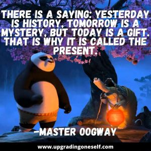 master oogway saying