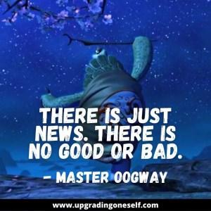 kung fu panda oogway quotes