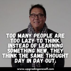 robert kiyosaki quotes marketing