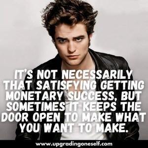 famous robert pattinson quotes