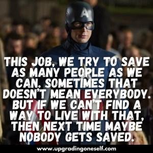 captain america famous quotes