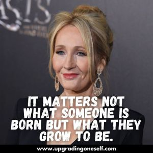 inspiring quotes by jk rowling