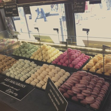 Holy macaroons!