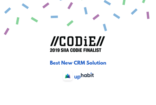 UpHabit CODiE Award Finalist
