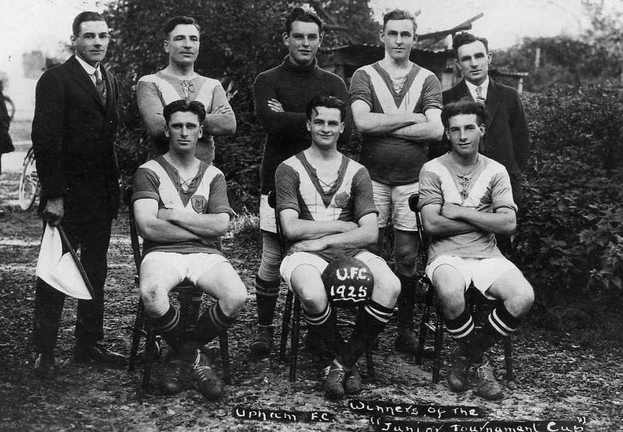 Upham Football Club 1925