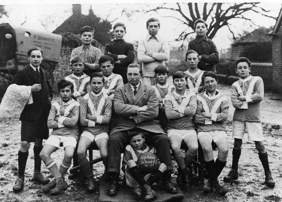 Upham School 1924-25