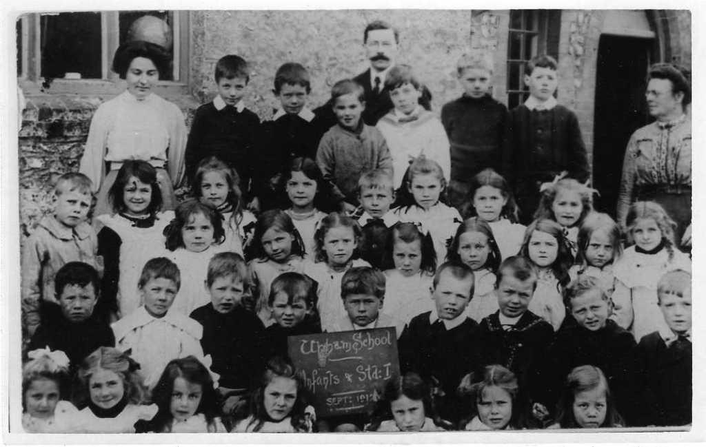 Upham School - 1912