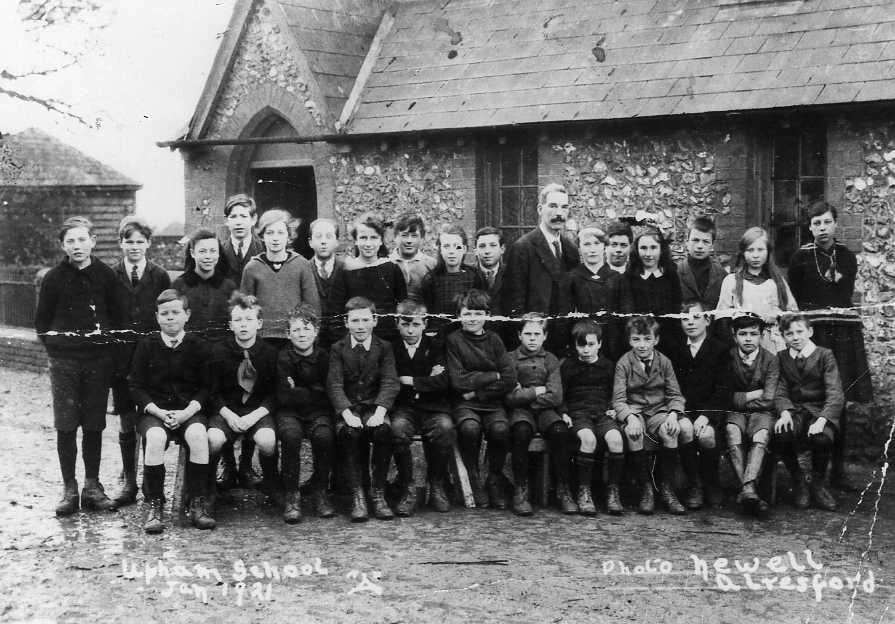 Upham School - 1921