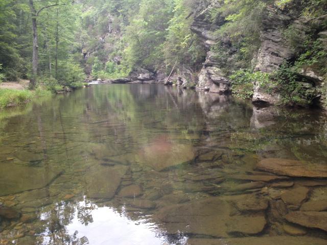 jacks river cohutta wilderness