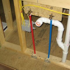 Pex Plumbing Diagram Gy6 150cc Wiring Harness July 2011 Up Hill House