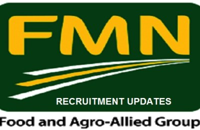 Flour Mill Of Nigeria Recruitment 2020
