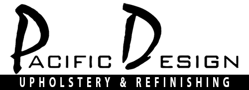 Pacific Design Furniture And Upholstery Logo