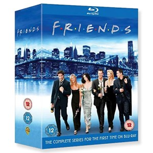 friends blu-ray dvds