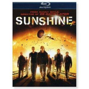 sunshine dvd