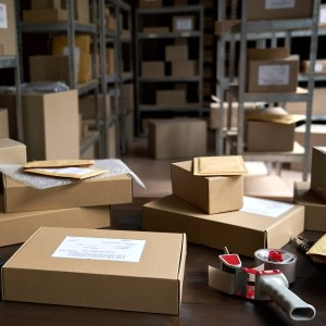 office shipping supplies