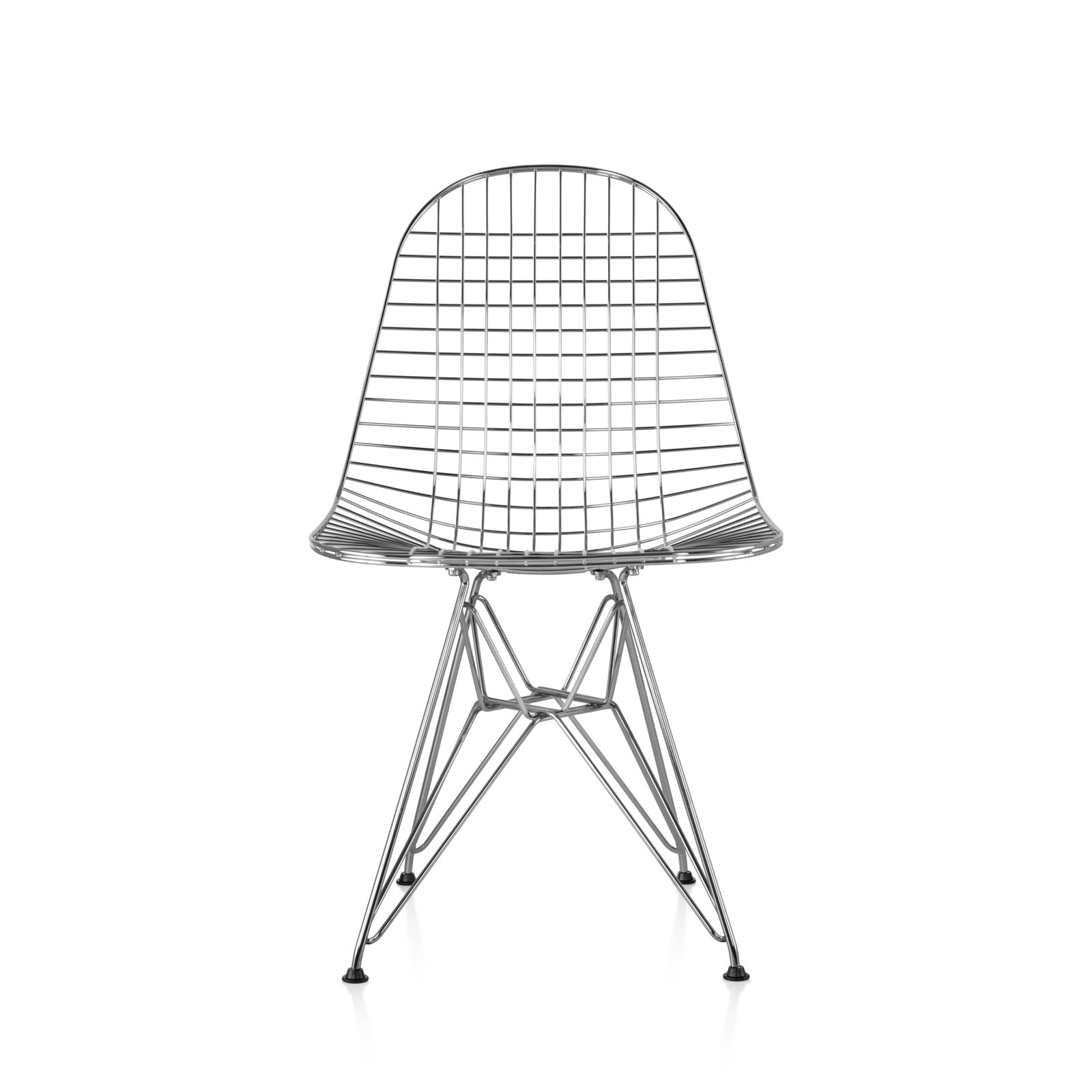 Eames Wire Chair by Charles & Ray Eames for Herman Miller