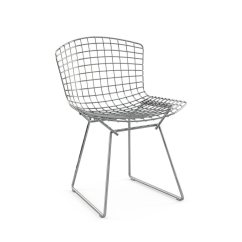 Bertoia Side Chair Wheelchair Motor By Harry For Knoll Up Interiors