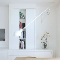 265 Wall Lamp by Paolo Rizzatto for Flos | UP interiors