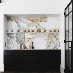 Kitchen Backslash Table Centerpiece Ideas Marble Slab Backsplash Hunters Hill House By Handelsmann Khaw