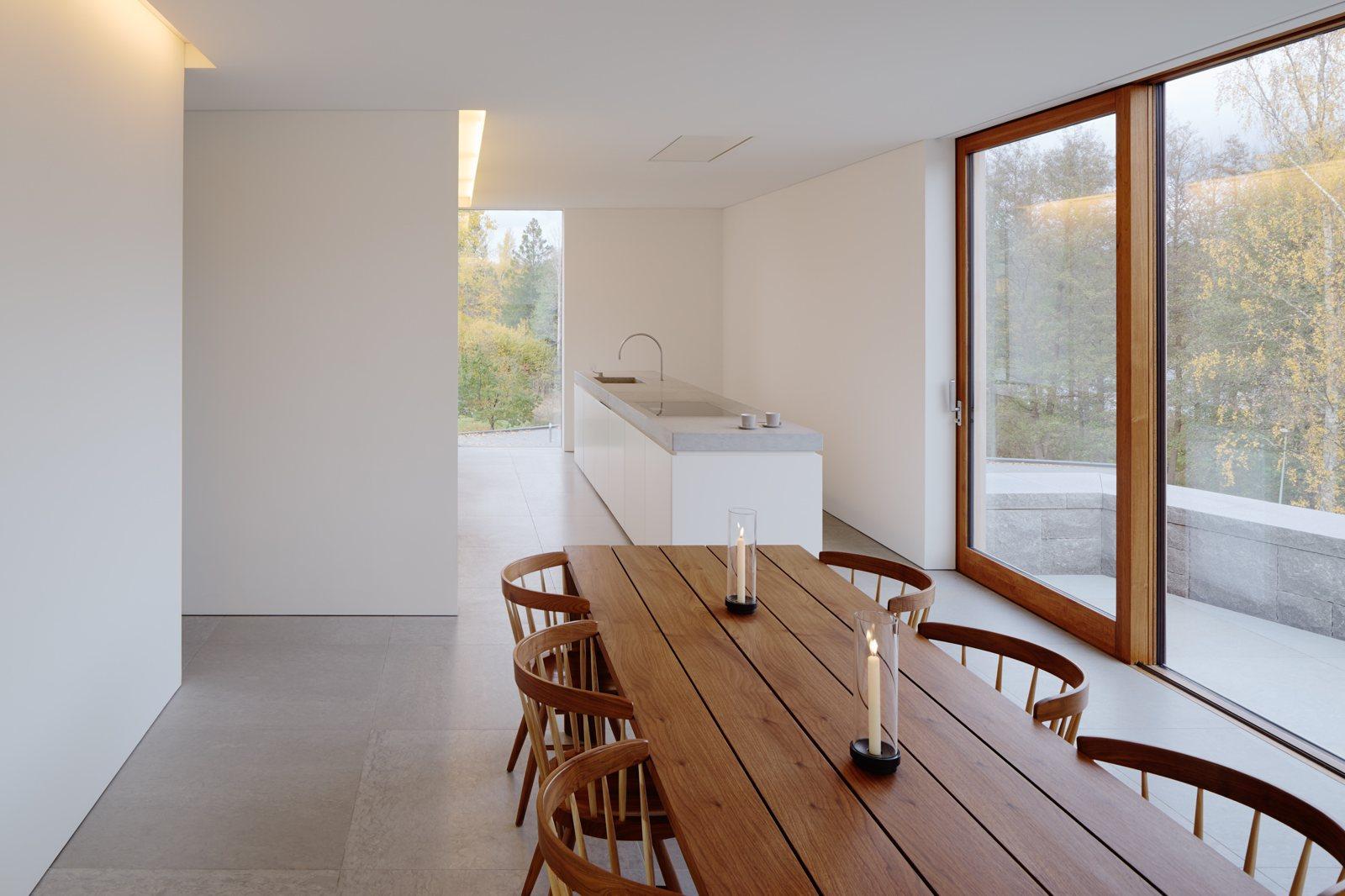 Palmgren House by John Pawson  UP interiors