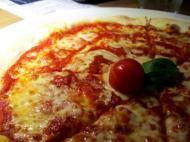 Margherita Pizza at Vapiano's