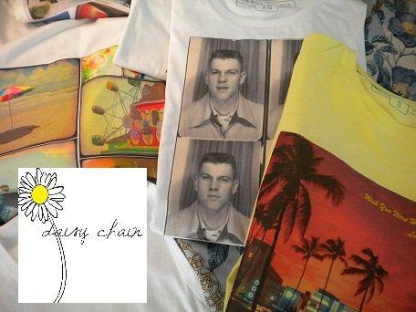 Daisy Chain T-Shirts