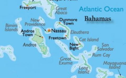 Nassau Congregacion juda de Bahamas  Turismo Judaico