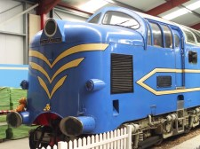 English Electric DP1/1955 Deltic Prototype