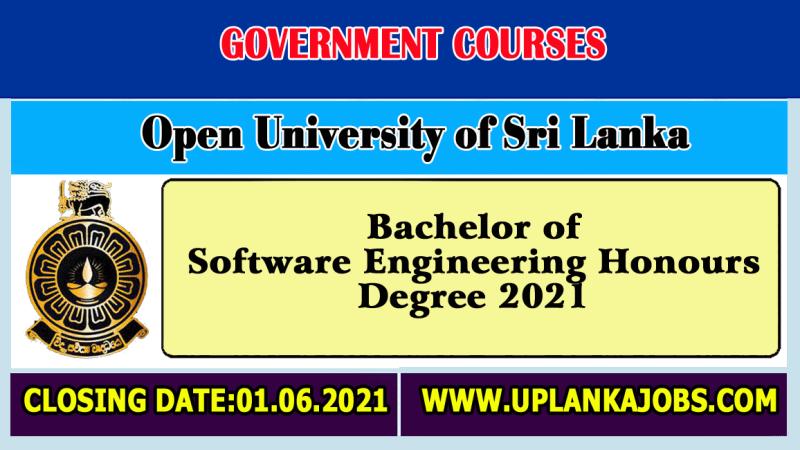 Software Engineering Degree 2021