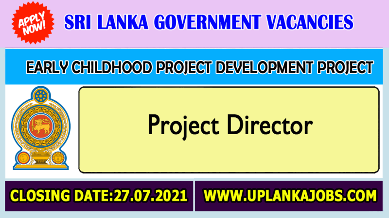 Early Childhood Project Development Project