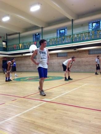 Summer Season Basketball
