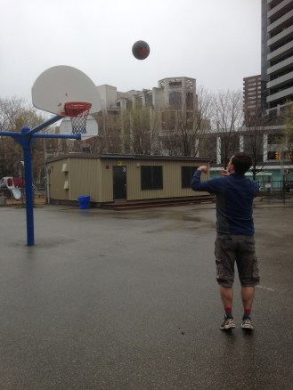 Training for Basketball