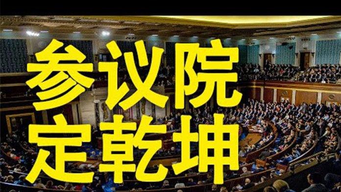 【视频】参议院定乾坤(视频截图)