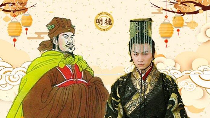 【传统故事】:这两位高人的相貌、表现,让我们看到了什么(明德合成)