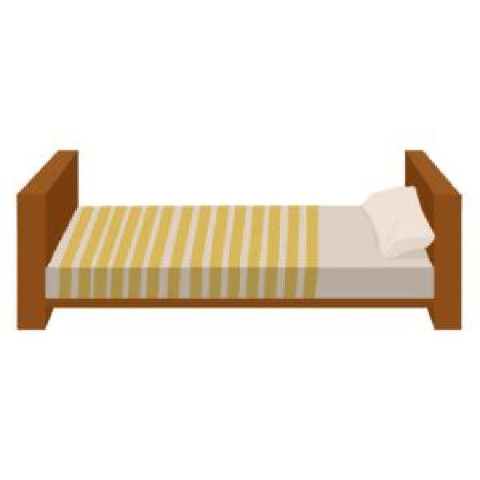 还有一张小床(pngtree)