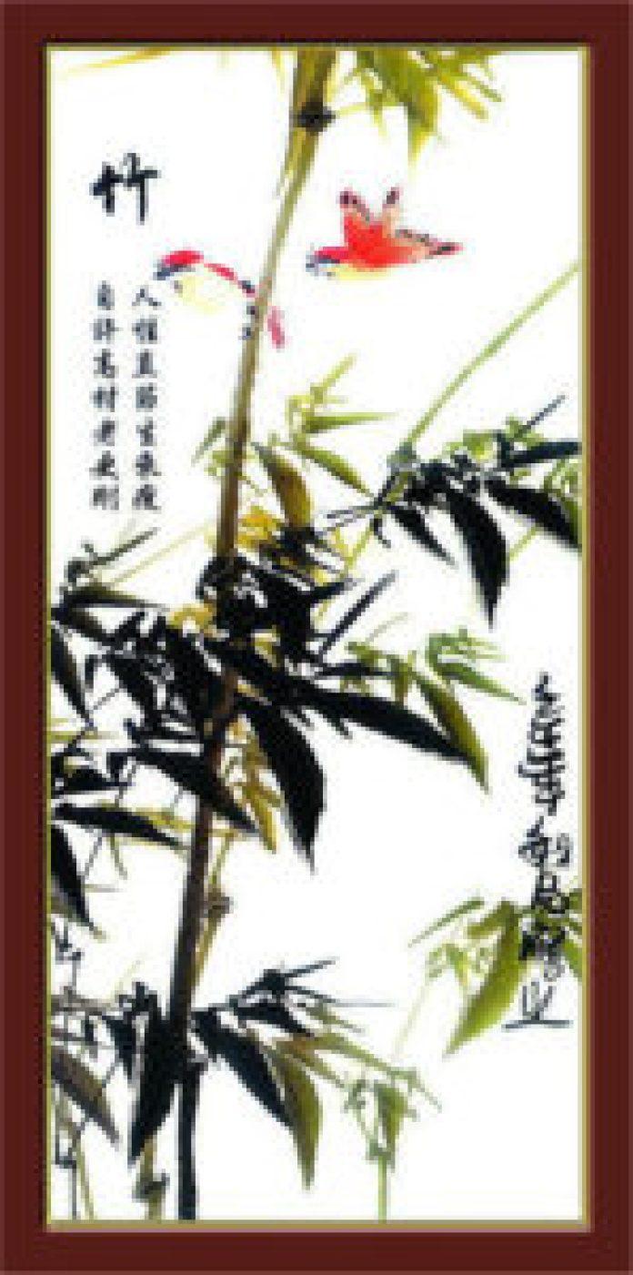 竹(网络)