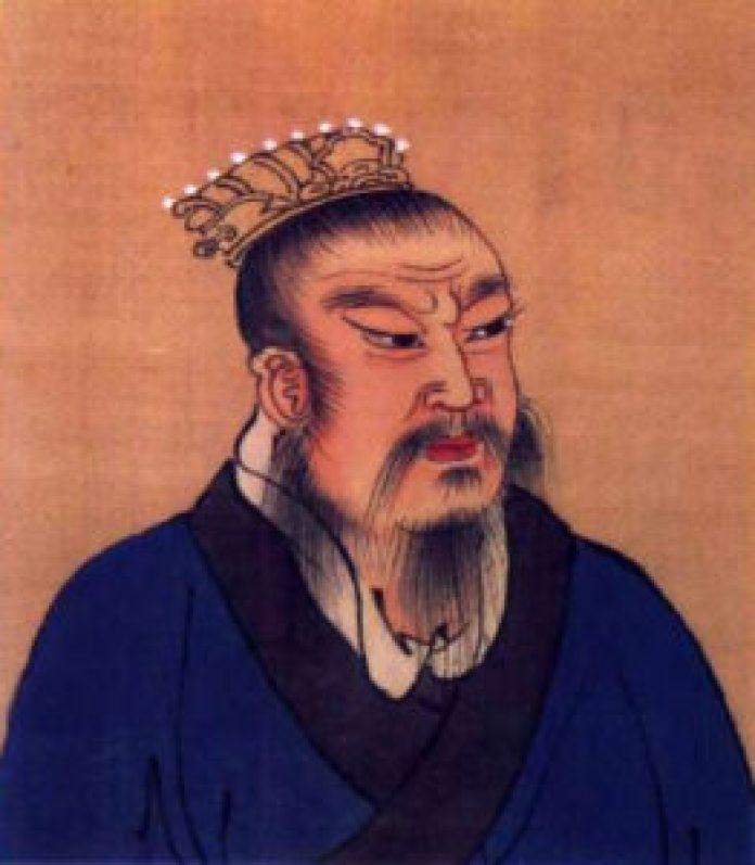 刘邦(公有领域)