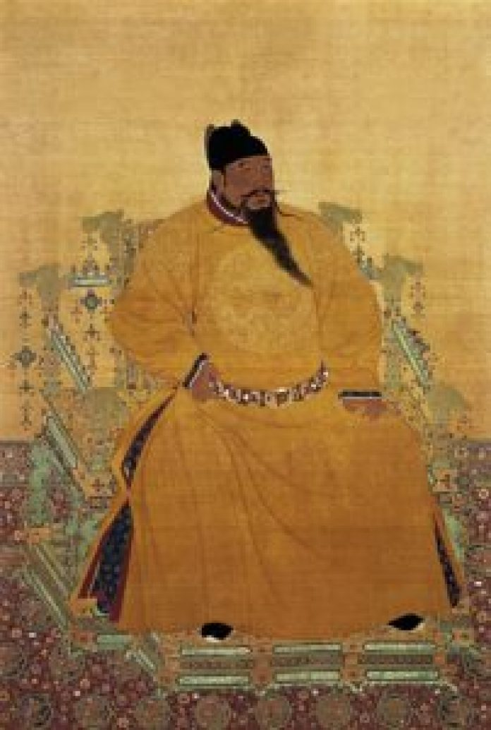 朱棣(公有领域)
