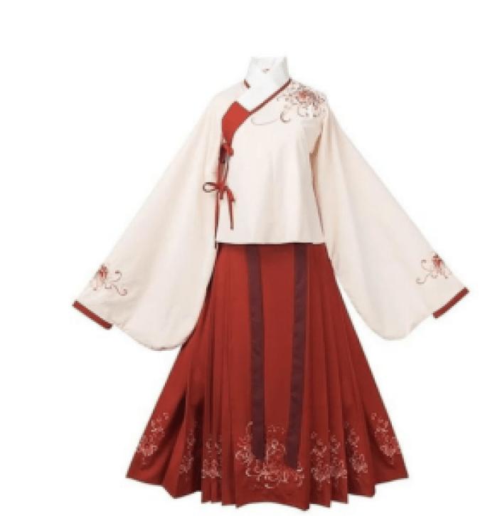 袄裙(mingxi_ni/in)